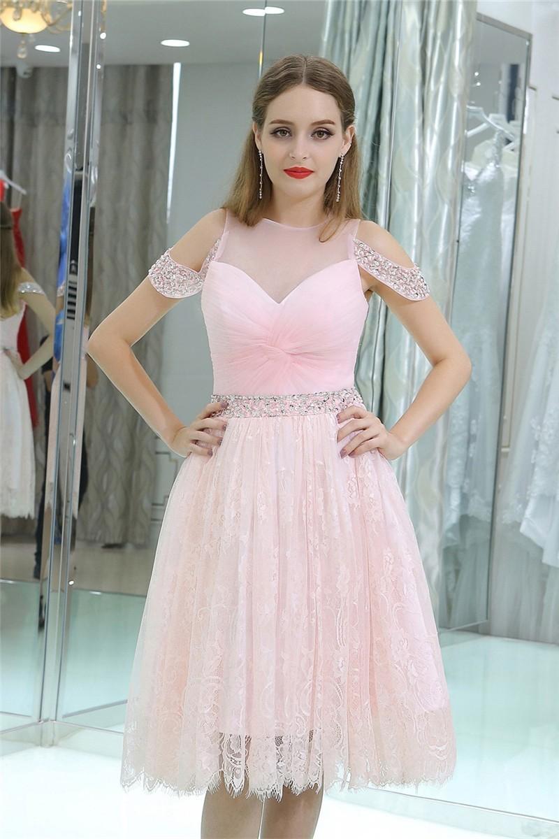 Allure Prom Short Dresses