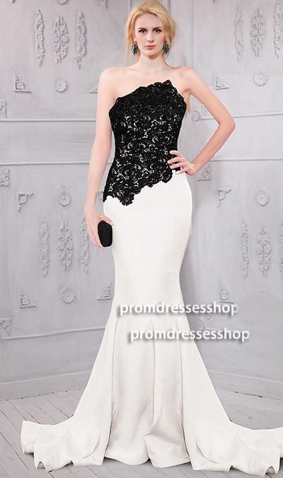 Asymmetrical Formal Dress