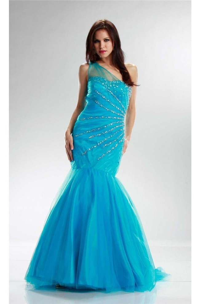 Beautiful Turquoise Prom Dresses