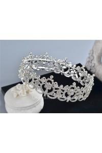 Gorgeous Wedding Bridal Party Tiara Crown Headpieces