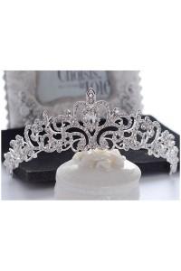 Gorgeous Wedding Bridal Tiara Crown Swarovski Crystal