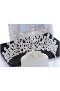 Royal Wedding Bridal Tiara Crown Swarovski Crystal
