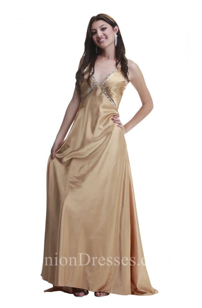 Gold Empire Waist