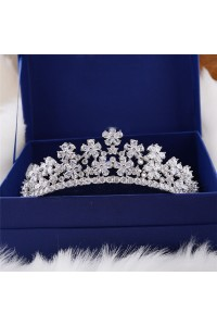 Top Quality Swarovski Crystal Wedding Bridal Tiara Crown