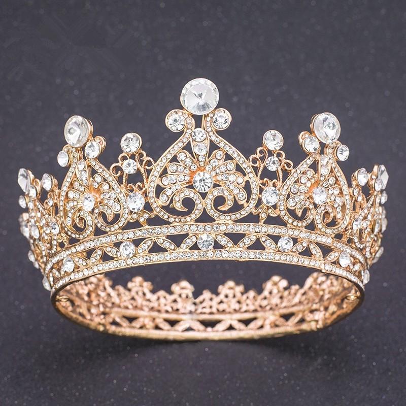 Yellow Flower Crown